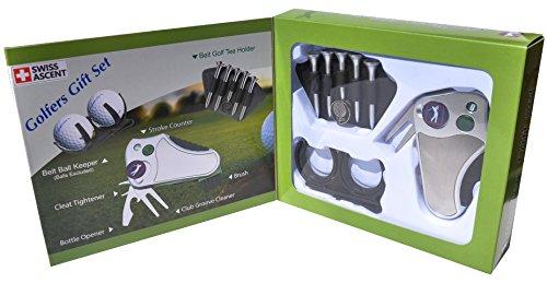Set de regalo herramientas para golfistas