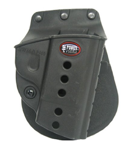 Fobus Standard Holster RH Paddle SWMP S&W M&P 9mm, .40, .45 (compact & full size), SD 9 &40 by Fobus