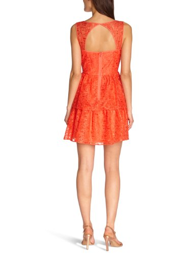 Manoukian - Robe - Femme Orange (Hot Coral)