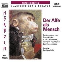 Der Affe als Mensch, 2 Audio-CDs