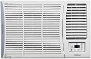 Voltas 1.4 Ton 3 Star Fixed Speed Window AC (Copper, 2021 173 DZA, White), regular