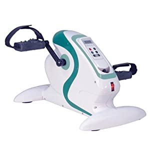 41K5 VAgt2L. SS300  - Aidapt Deluxe Motorised Pedal Exerciser (Eligible for VAT relief in the UK)