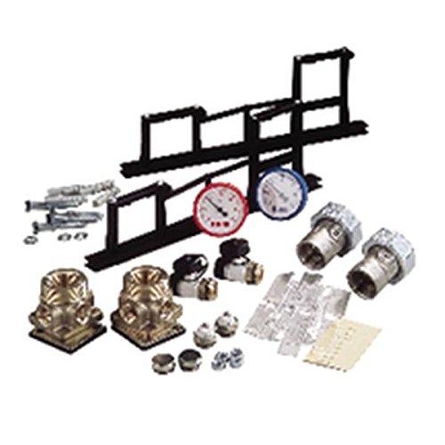 Set de montage pour collecteur (comprend tous les accessoires nécessaires au montage d'un collecteur sauf barres d'assem