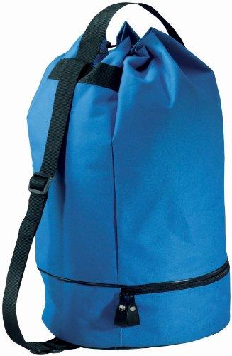 CENTRIX Duffle Bag, Schultertasche, in 9 Farben Blau - Königsblau