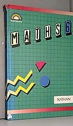 Transmaths, 6e, édition 1990. Livre de l'élève de Malaval