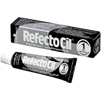 Refectocil Eyelash and Eyebrow Tint No. 1-15 ml, Black