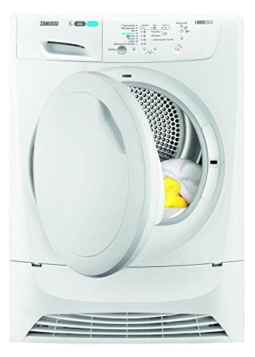Zanussi ZDH7332PZ Wärmepumpentrockner / A+ / kWh / Fassungsvermögen 1 - 7,0 kg / Füße Verstellbare Füße / weiß