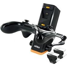 Nyko 87158 Charge Base Pro - Cargador para controladores Wiu U Pro