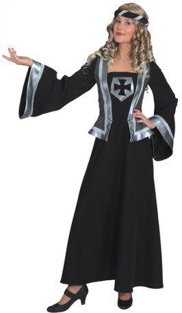 Mittelalter Damen Kostüm Burgfräulein Karneval Fasching Larp Gr.42 (Ritter Und Burgfräulein Kostüme)