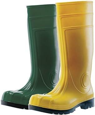 Abratools - Bota seguridad agua panther talla 45 amarillo
