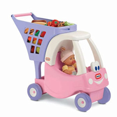 Little Tike - Cesta / Carrito de Paseo para muñecas