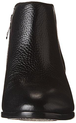 Stiefeletten New Sam Petty 5 Black Halbstiefel Edelman Fashion Damen Tumbled Leather 686Yw