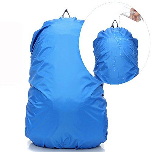 Calli Im Freien Rucksack Abdeckung Gepäckstaubdicht Waterproof Schutz Koffer Regen Reise Trolley