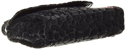 Poodlebags Funkyline - noble&smart - Saturday 3FL0812SATUB, Borsa con manico donna, 22 x 15 x 8 cm (L x A x P) Nero (Schwarz (black))