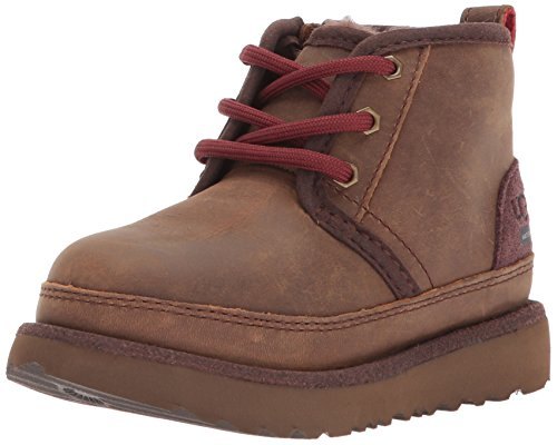 UGG Kids T Neumel II WP Pull-On Boot, Grizzly, 7 M US - Für Kleinkinder Stiefel Uggs