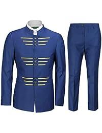 Amazon.fr   costume homme - Costumes et vestes   Homme   Vêtements 6200e1698a19