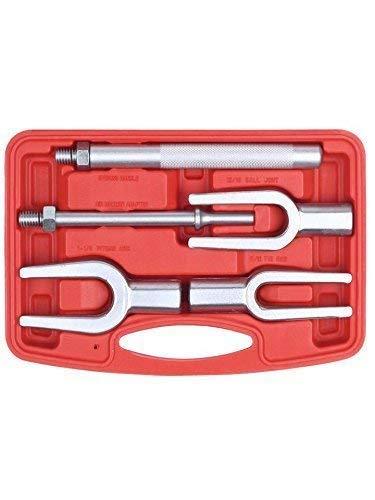 Direktdruck-Kugelgelenkabzieher separateurs 3 Gabeln, 5 Stück - 5 Stück Coffret