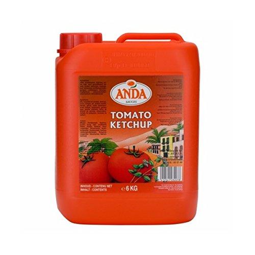 Anda - Sauce Ketchup 6 L