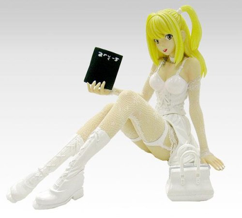 Moeato Collection Death Note Amane Ami Ami limited white version PVC Figure (japan import) 1