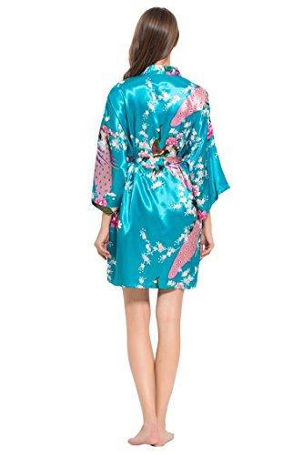 Fete Fabulous - Vestaglia -  donna Turquoise