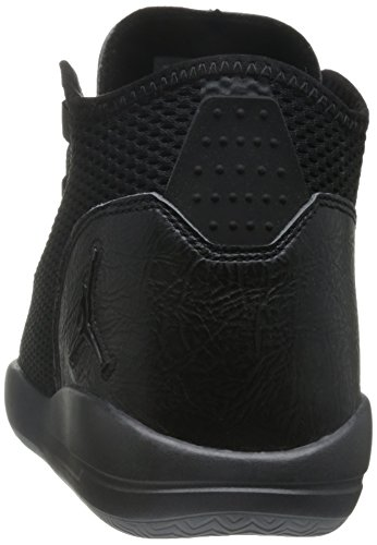 Nike Jordan Reveal Prem, espadrilles de basket-ball homme Noir - Negro (Black / Black-Black-Wolf Grey)