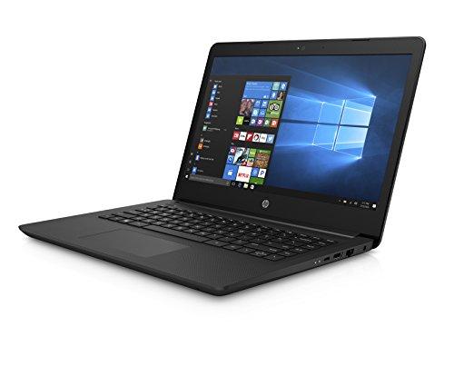 HP14-bp020nd 35,56 cm (14 Zoll) laptop Notebook (Intel Core I3-6006U, 4GB RAM, Intel HD Graphics 520, Win 10 Home, QWERTY (NL tastatur)) tiefschwarz