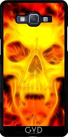 Coque pour Samsung Galaxy Grand Prime (SM-G530) - Diable 1 by UtArt