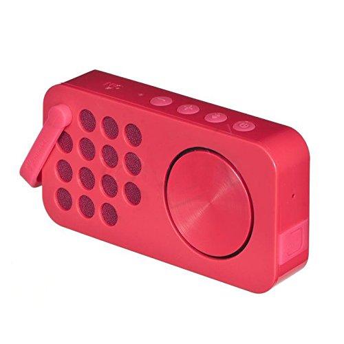Huawei Color Radio Enceinte Bluetooth pour Périphérique Android/iOS Rouge