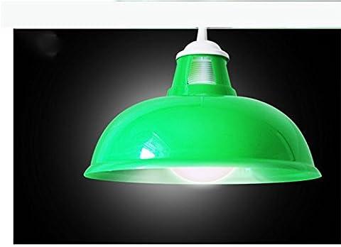 FAN4ZAME Lampe De Couleur En Plastique Acrylique Abat-Jour Lampe Frais