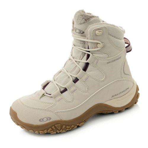 Salomon Damen Winterschuhe Sand