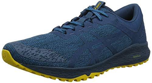 Asics Alpine XT T828N-4645, Zapatillas de Cross Unisex Adulto, Mehrfarbig (Multicolour #0000001), 40 EU