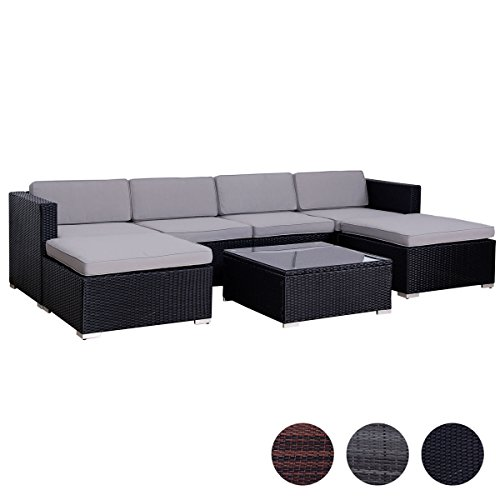 SVITA Lounge Gartenmöbel Set XL