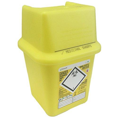 4l-sharpsafe-jaune-bio-hazard-lame-seringue-aiguille-cliniques-etiquetees-dechets-coupants-boite-pou