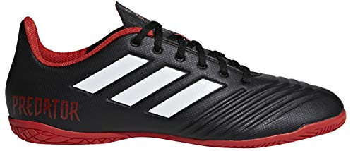 half off 6adbb 972a9 adidas Predator Tango 18.4 in, Zapatillas de fútbol Sala para Hombre,  (Negbás