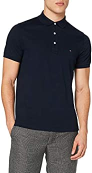 Tommy Hilfiger mens Core Tommy Slim Polo Polo Shirt