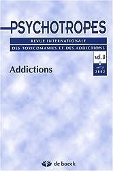 Psychotropes Volume 8 N° 2/2002 : Addictions