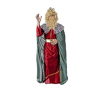 Costumizate! Disfraz de Rey Mago para Hombre Adulto Talla Unica Especial de Navidad