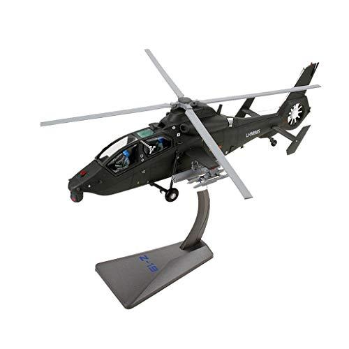 Non brand sharplace militare elicotteri modello in lega in scala 1:48 per collezionabile