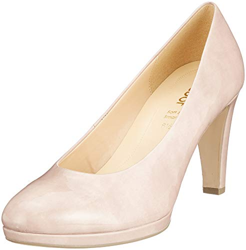 Gabor Shoes Damen Fashion Pumps, Pink (Antikrosa 74), 38.5 EU