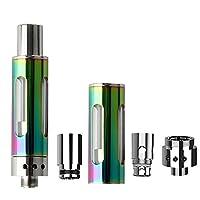BSTcig |Rebuildable GS G1 Electronic Cigarette Atomizer | E cigarette tank 2.0 ml | e cig coil 0.5 Omh | (Nicotine Free) - Rainbow