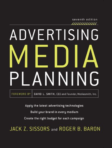 Advertising Media Planning, Seventh Edition (English Edition) Dvr-business