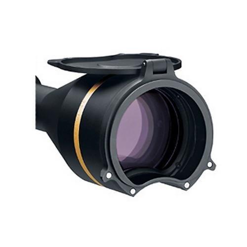 Leupold Alumina Flip Back Lens Cover Kit - VX-L 56mm & Standard EP by Leupold (Flip Leupold)