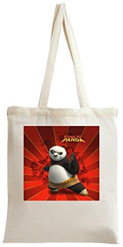 Kung Fu Panda Movie Tote Bag