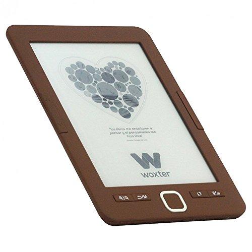 10 - Woxter Scriba 195 - Lector de libros electrónicos de 6