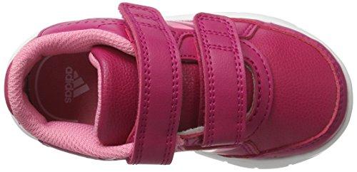 adidas Unisex Baby Altasport Sneaker Pink (Bold Pink/Easy Pink/Footwear White)