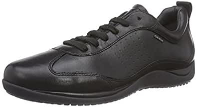 Geox U XAND Travel B, Sneakers Basses Hommes - Noir - Schwarz (C9999BLACK), Taille 40 EU