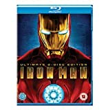 Iron Man [Blu-ray] [2008] [Region Free]