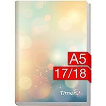 Chäff-Timer Classic A5 Kalender 2017/2018 [Summer Dream] 18 Monate Juli 2017-Dezember 2018 - Terminkalender mit Wochenplaner - Organizer - Wochenkalender