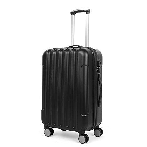 homfa-maletas-de-viaje-abs-con-4-ruedas-silenciosas-360-clave-tsa-24-pulgadas-negro