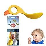 ICan® Spoon - der neue Multigriff Löffel (gelb/weiß)